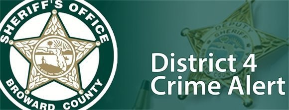 District 4 Crime Alert