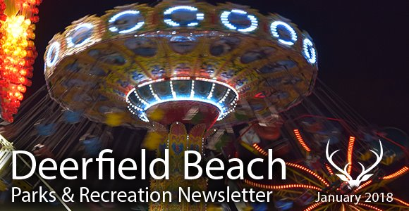 City of Deerfield Beach Parks and Recreation Newsletter